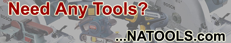 Your source for information on quality woodworking and metalworking power tools.